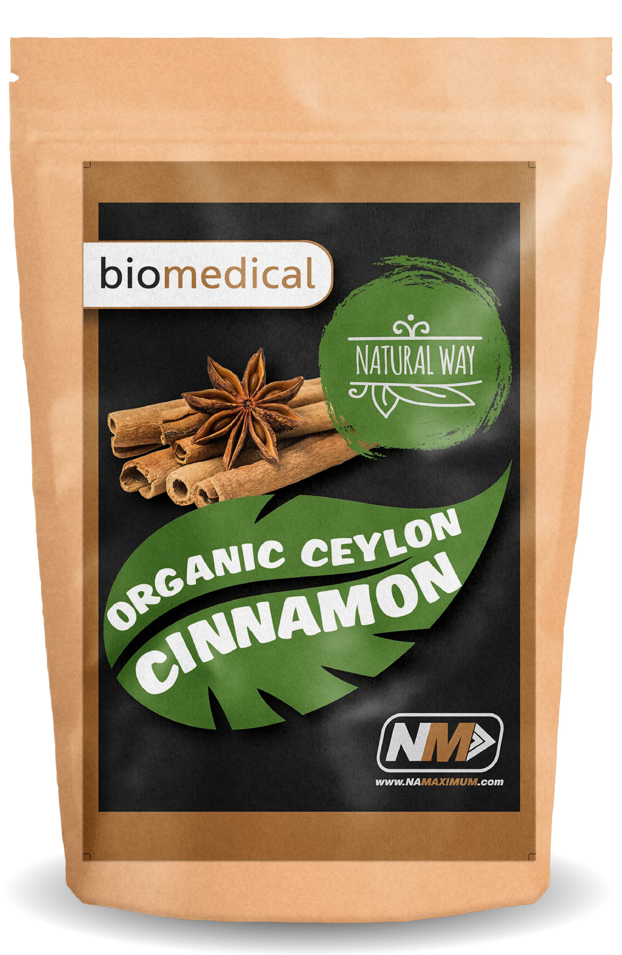 Cejlónska škorica Natural 200g