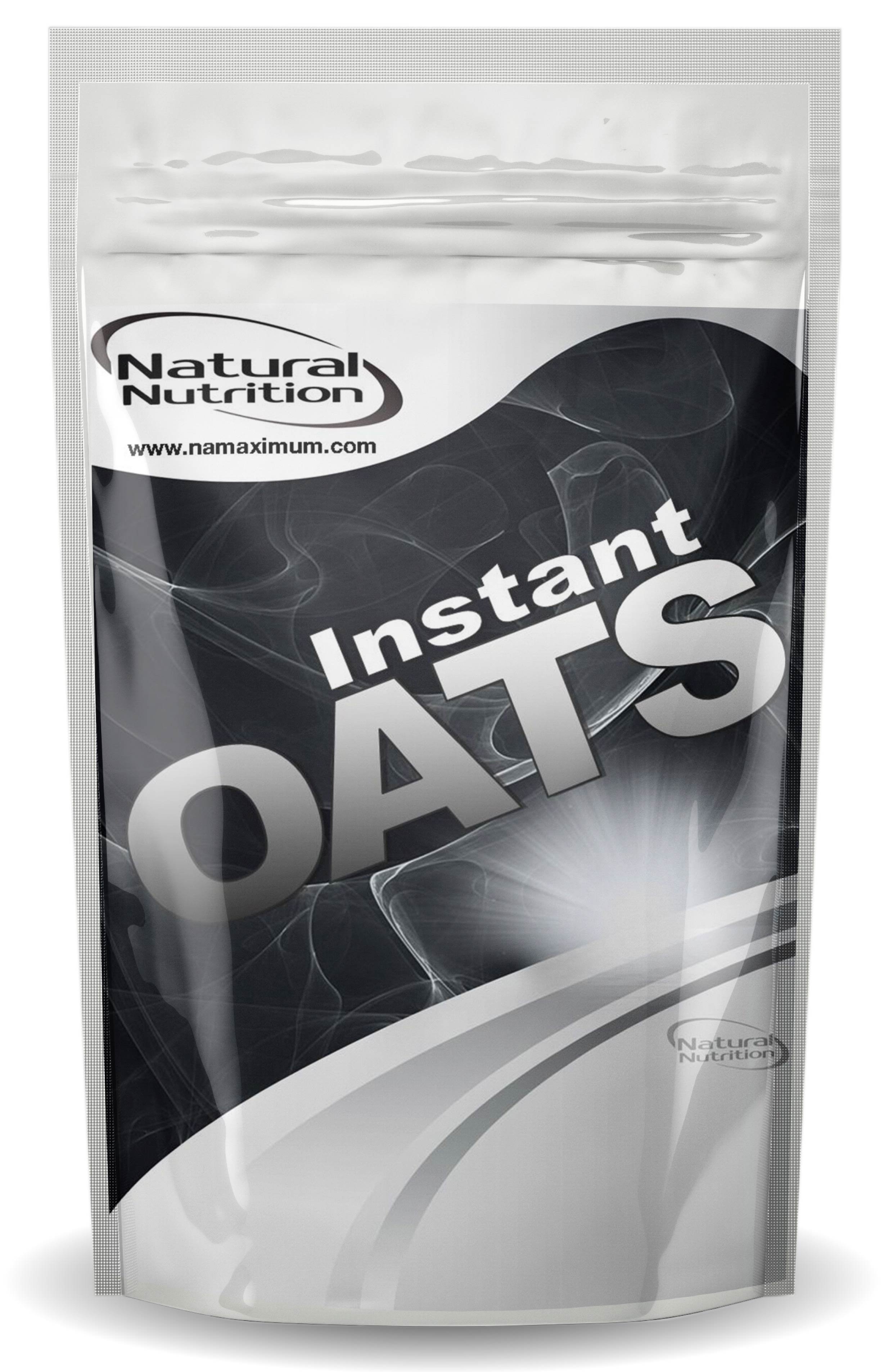 Instant Oats - Instantné ovsené vločky Natural 2,5 kg