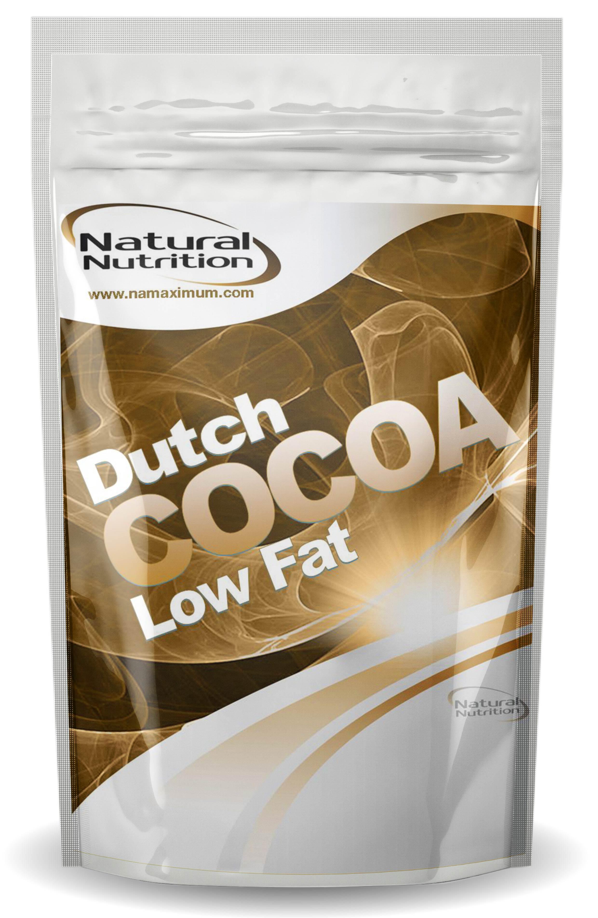 Nízkotučné holandské kakao Natural 500g