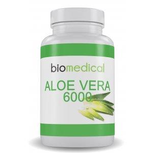 Aloe Vera 6000 tablety