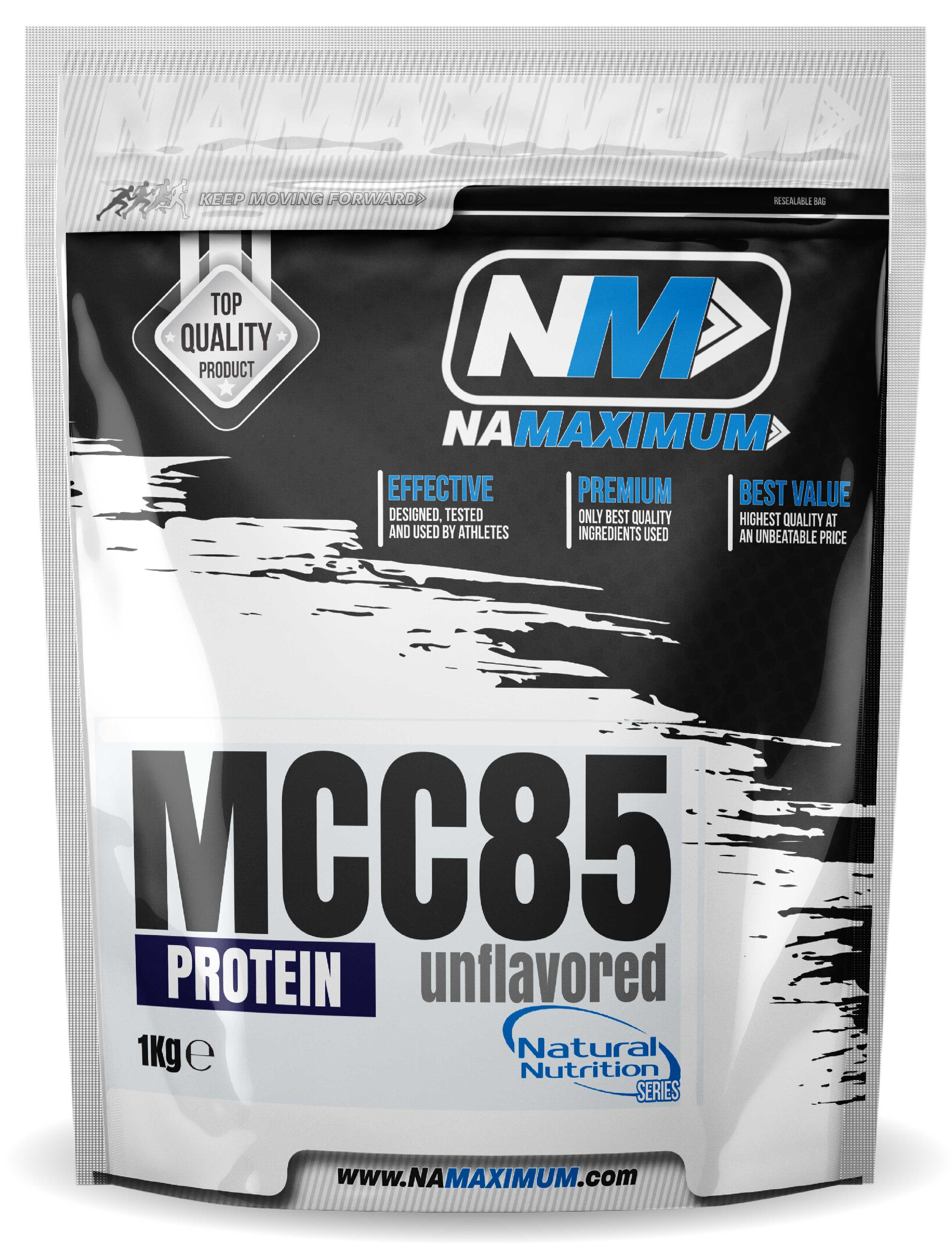 MCC85 - koncentrát micelárneho kazeínu 1kg