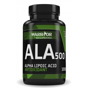 ALA 500 - Alpha Lipolic Acid  500mg Tablets