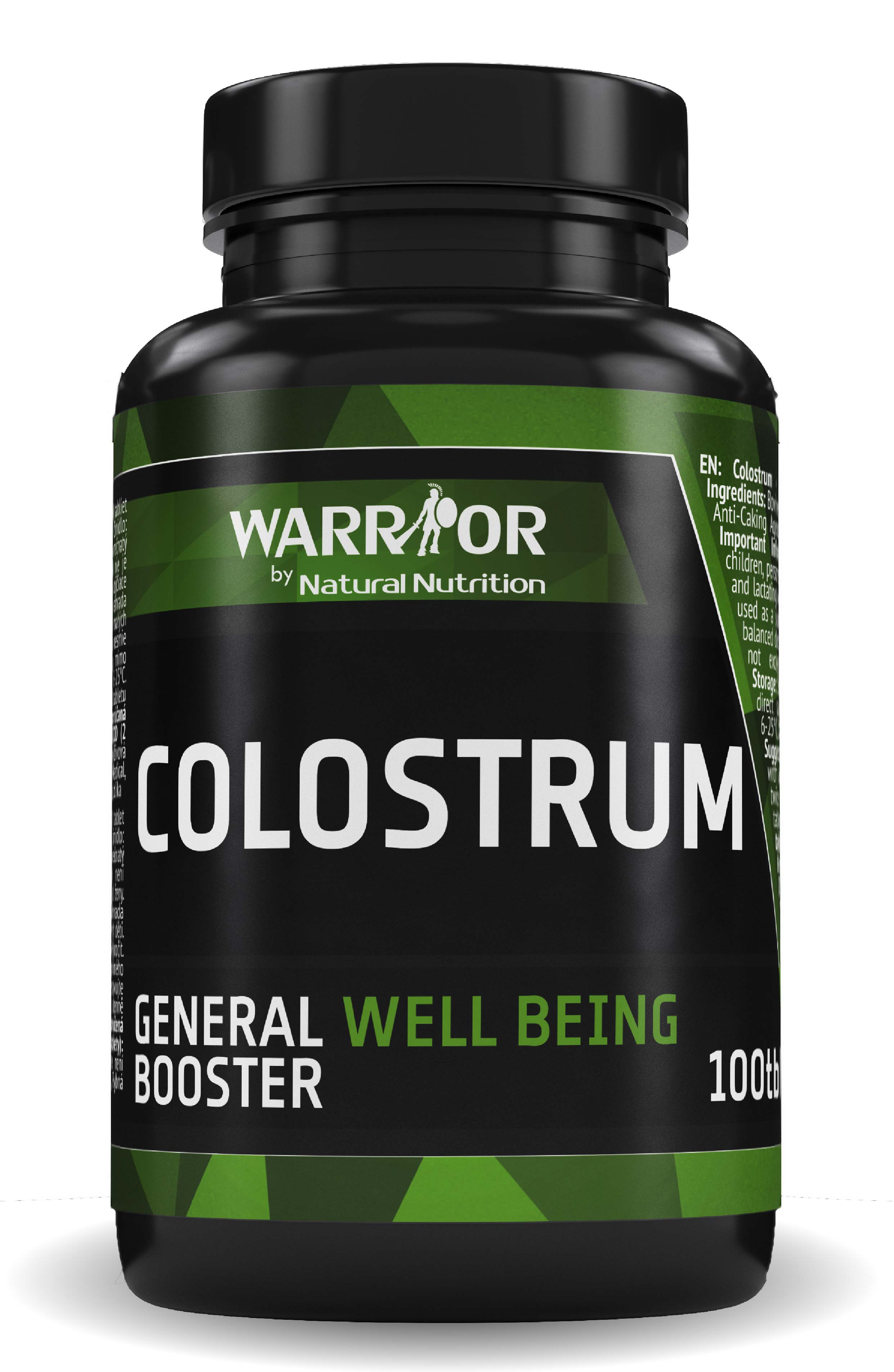 Colostrum v tabletách 100 tab