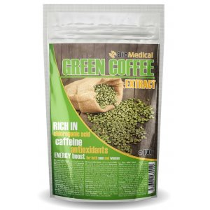Green Coffee Extract - extrakt ze zelené kávy