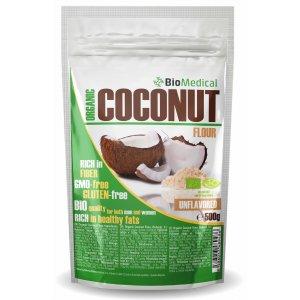 Organic Coconut Flour – Bio kokosová múka