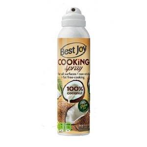 Kokosový olej v spreji