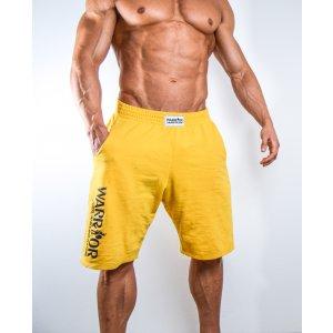 Kraťasy Warrior žluté
