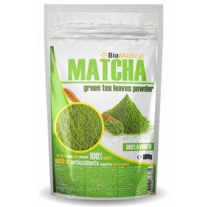 Matcha zelený čaj prášok