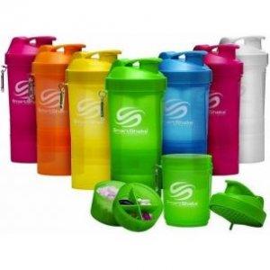 Smart Shake Original Neon 600ml
