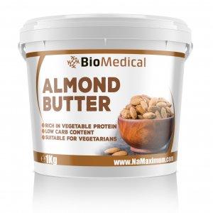 Almond Butter - Mandľové maslo