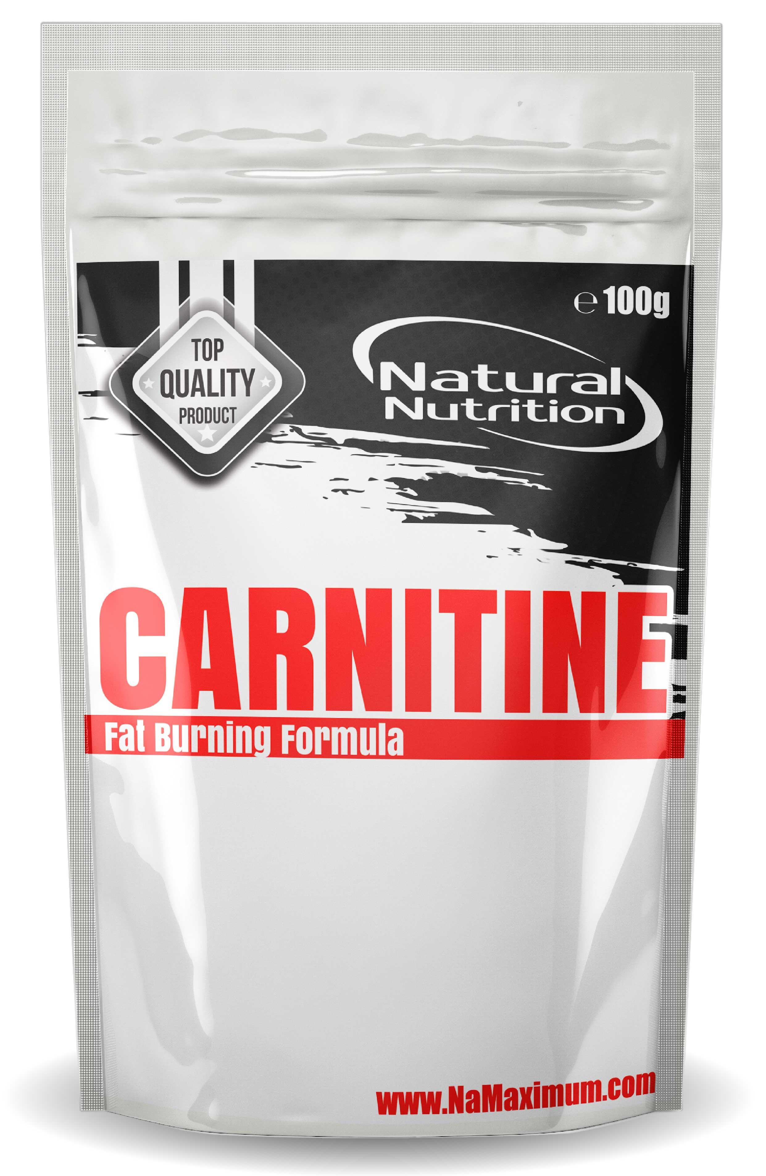 Carnitine - L-Karnitín Natural 100g