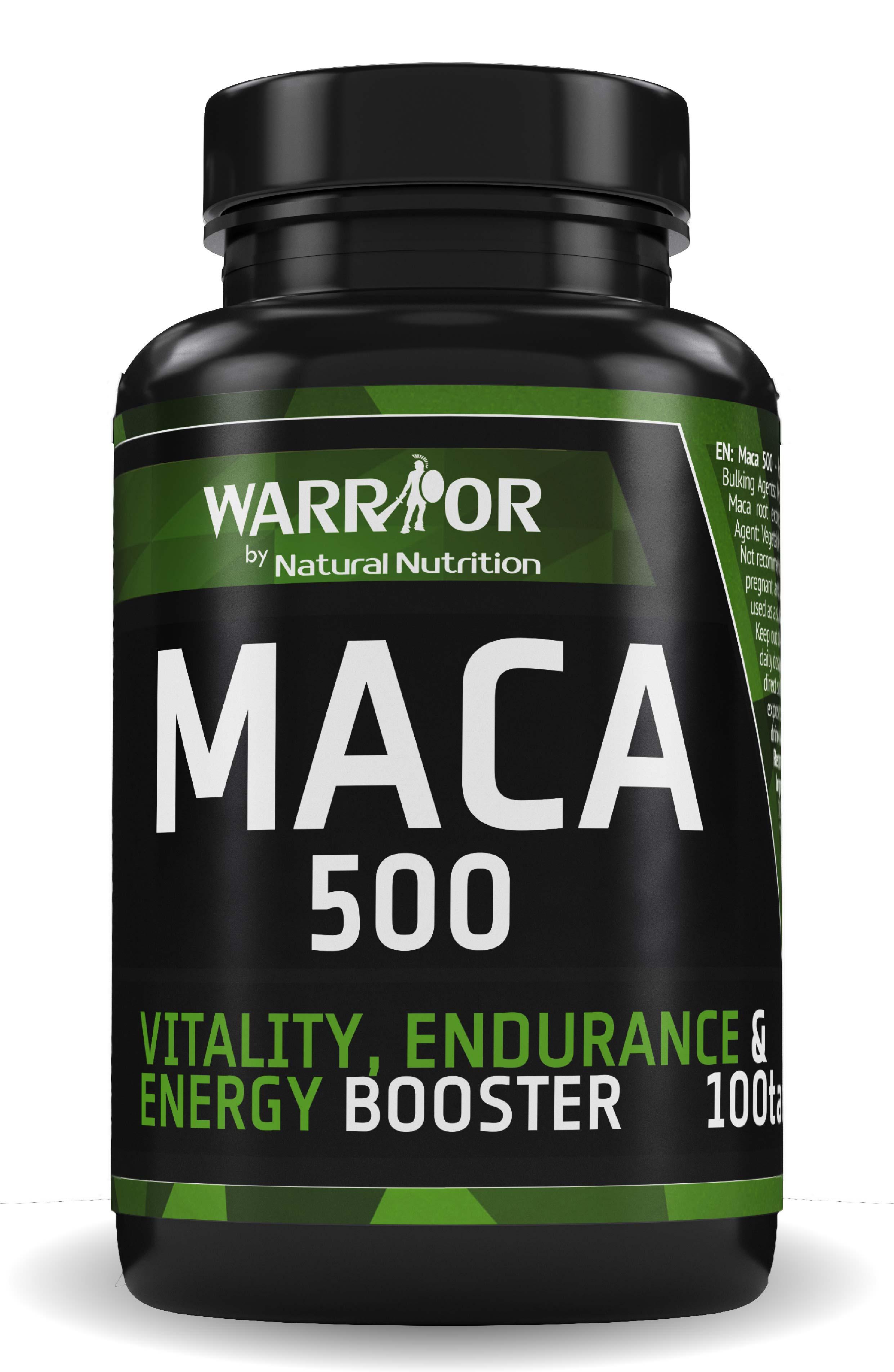 Maca 500 tablety 100 tab