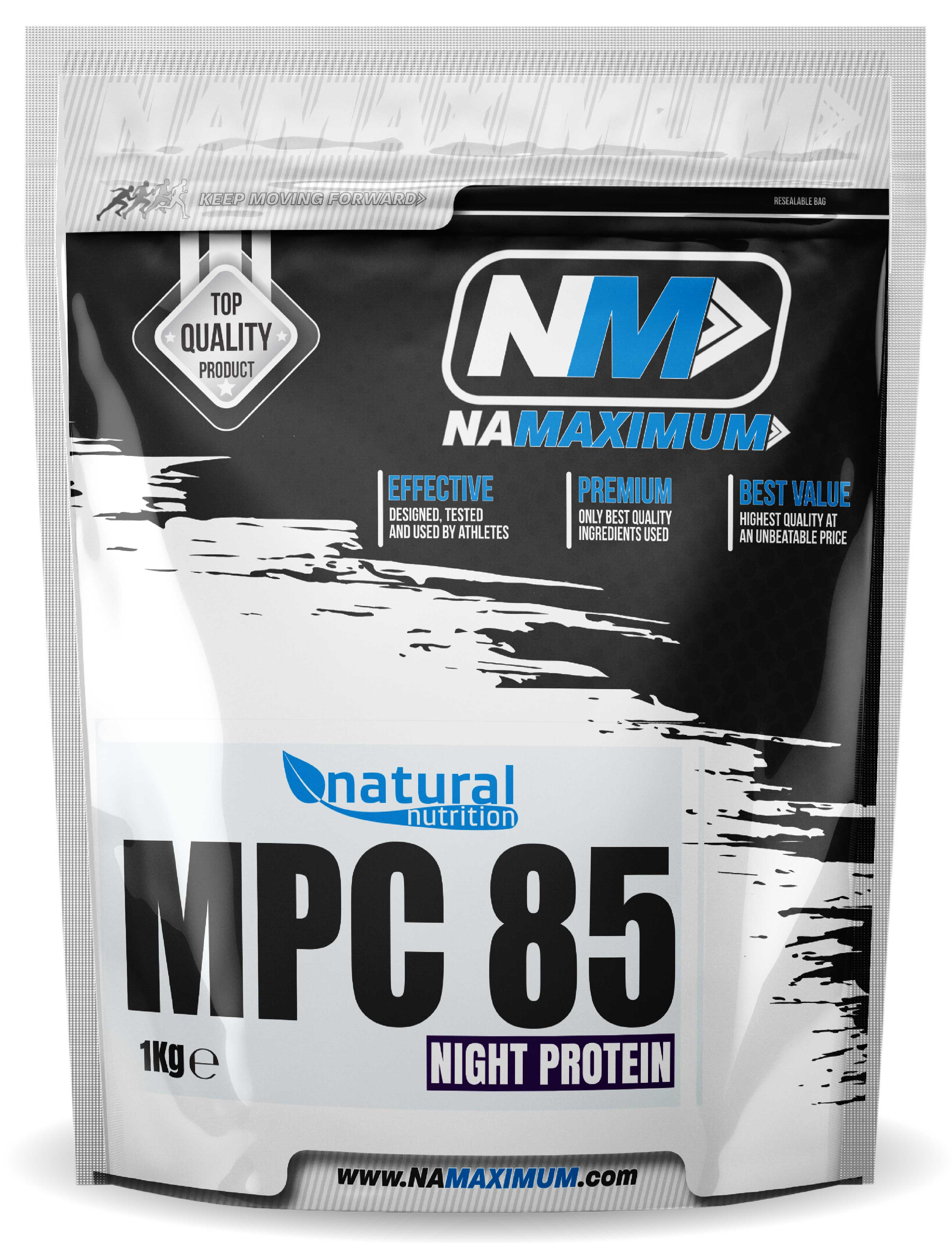 MPC 85 - Micellar Casein Natural 2 kg
