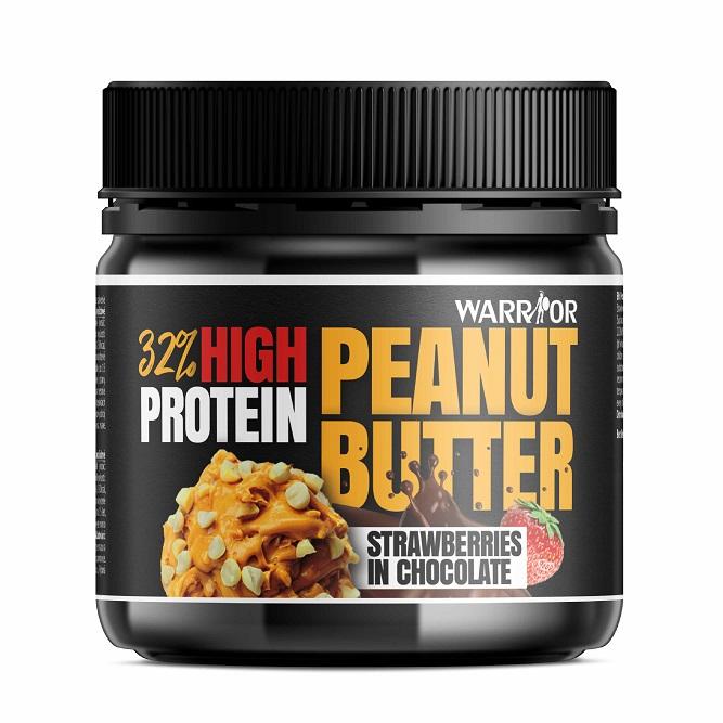 Protein Peanut Butter - arašidové maslo s proteínom 500g Bananas in Chocolate