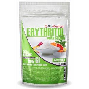 Stevia with Erythritol