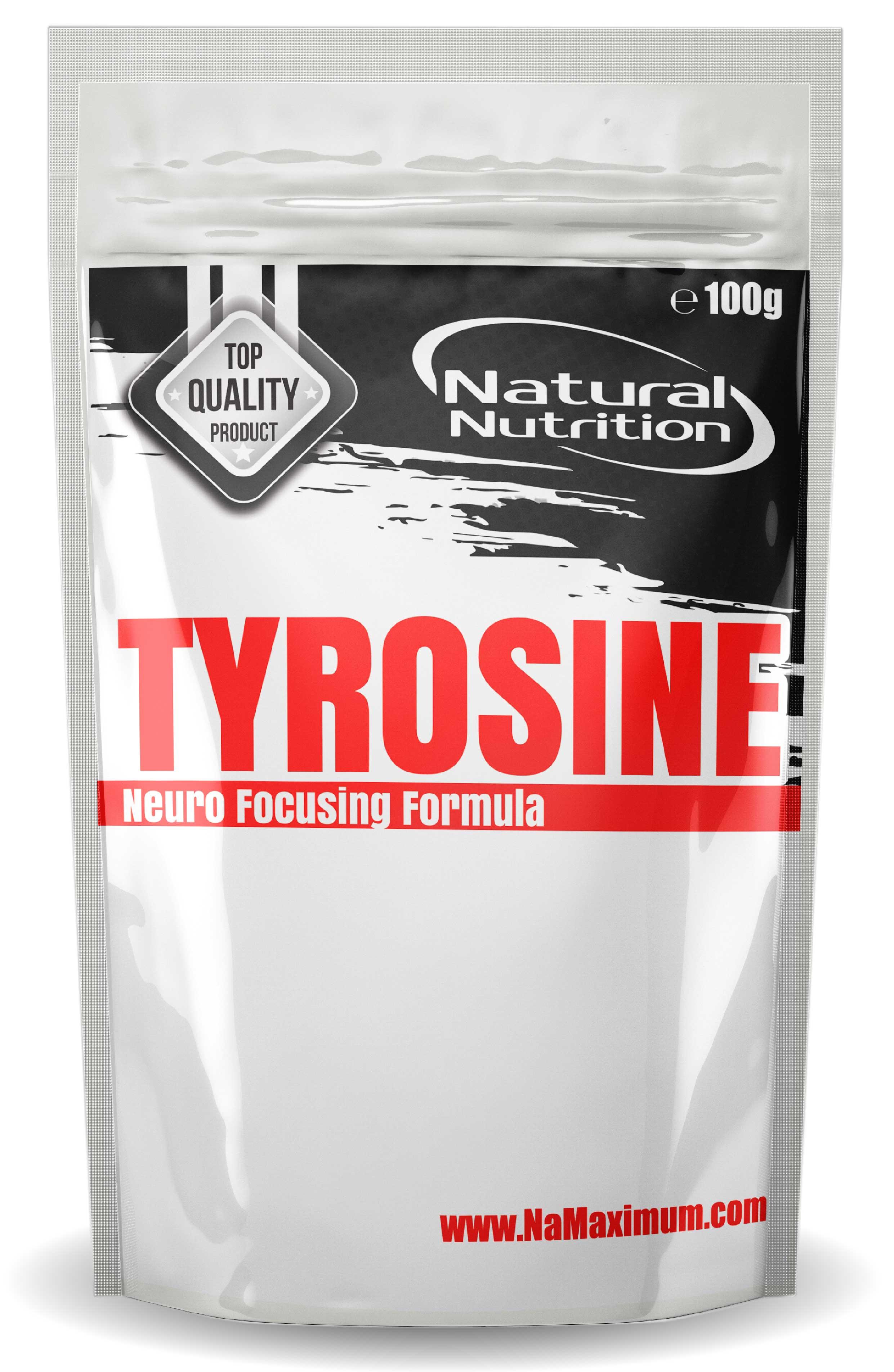 Tyrosine - L-Tyrosin Natural 100g