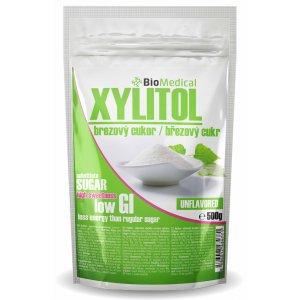 Xylitol - brezový cukor