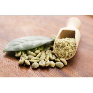 Zelená káva mletá Zázvor 250g