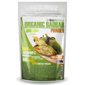 Organic Baobab Powder – Bio baobab prášok