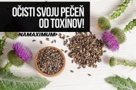Očistěte svá játra od toxinů!