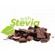 WPC 80 - srvátkový whey proteín Stevia Dark Chocolate 1kg