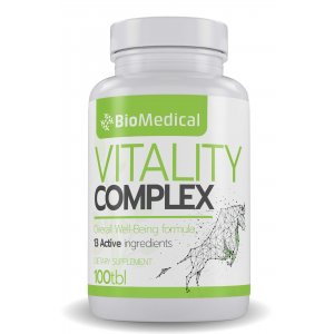 Vitality Complex Tablets