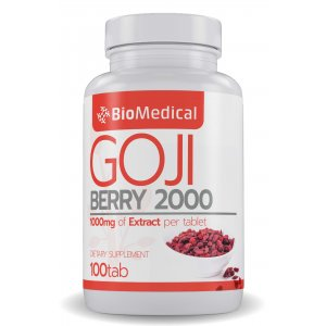 Goji Berry 2000 Tablets
