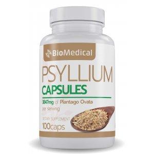 Psyllium v kapsulách