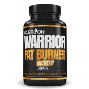 Warrior Fat Burner Capsules