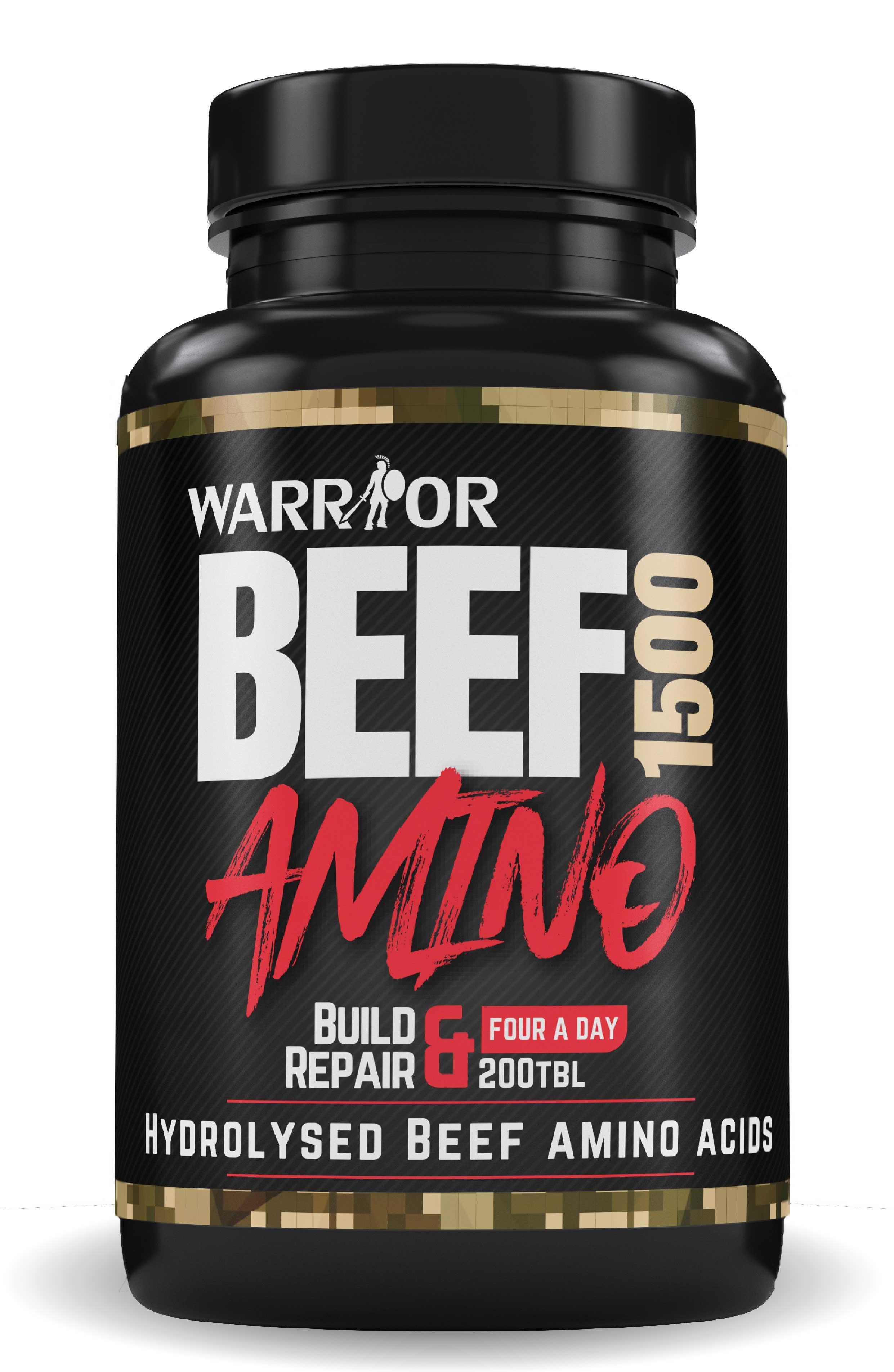Beef Amino 1500 tablety 200 tab