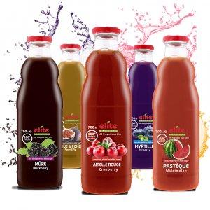 100% Bio ovocná šťava