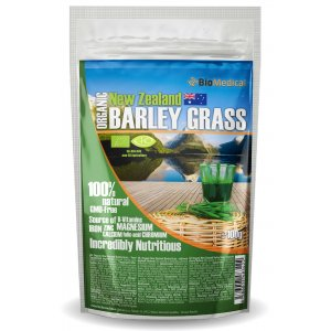 Organic New Zealand Barley Grass Powder