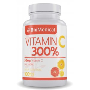 Vitamin C 300%
