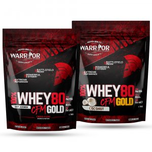 Whey Protein WPC80 CFM Gold