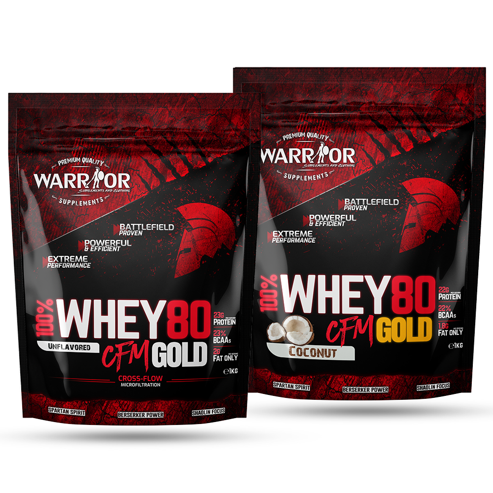 Whey WPC80 CFM Gold 1kg Coconut