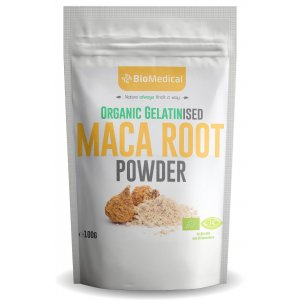 Organic Gelatinised Maca Powder