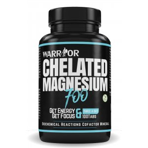 Chelated Magnesium 700 – magnézium chelát tablety
