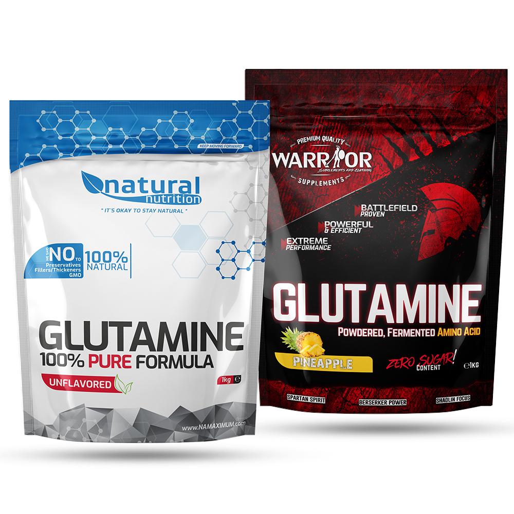 Glutamine - L-Glutamín Natural 100g