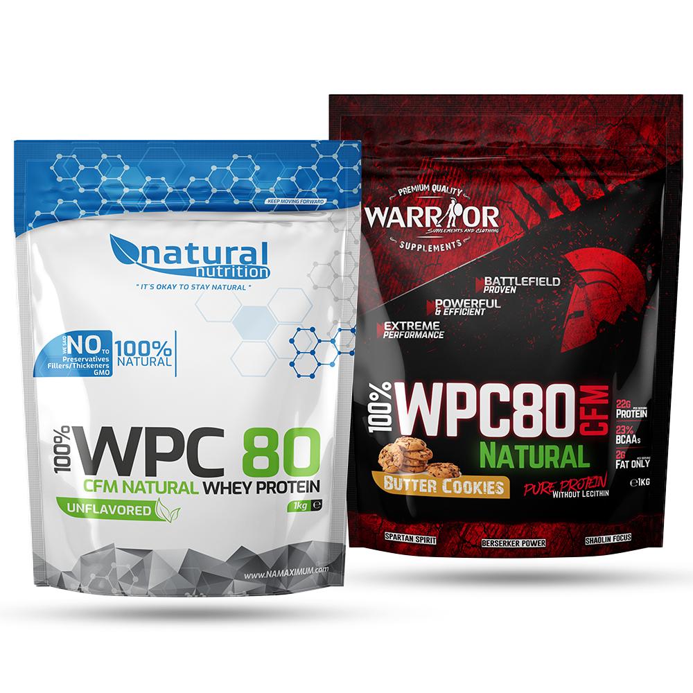 WPC 80 CFM Natural ChocoMilk 1kg