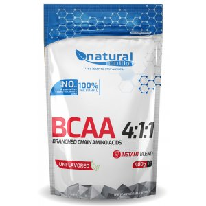 BCAA 4:1:1 Branched-Chain Amino Acids
