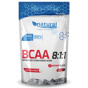 BCAA 8:1:1 Branched-Chain Amino Acids