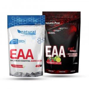 EAA - Esenciální aminokyseliny