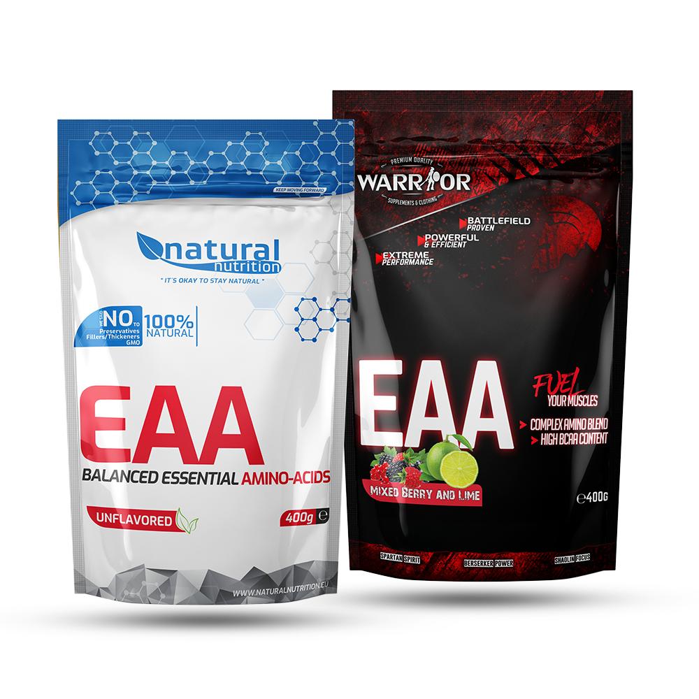 EAA - Esenciální aminokyseliny 400g Mixed Berry and Lime