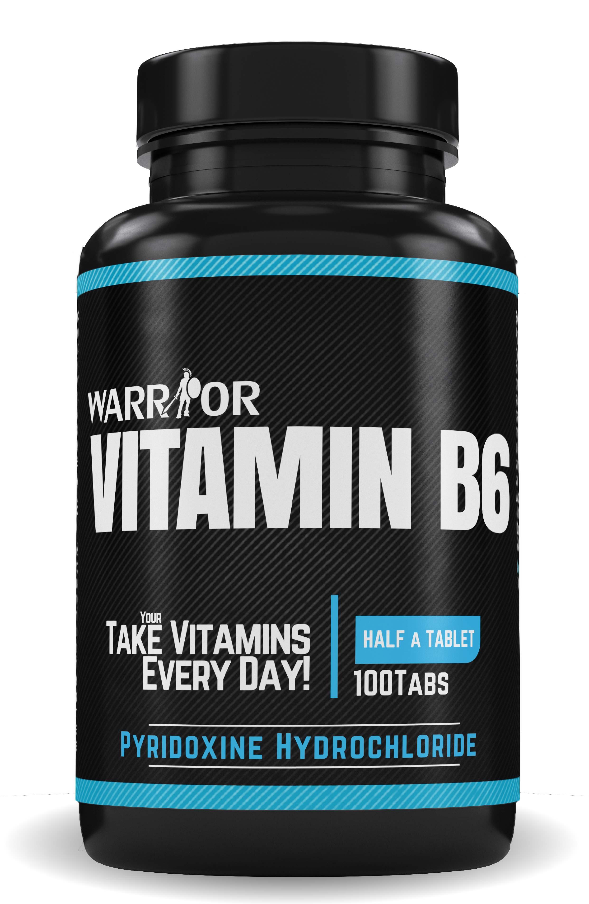 Vitamin B6 tablety 100 tab