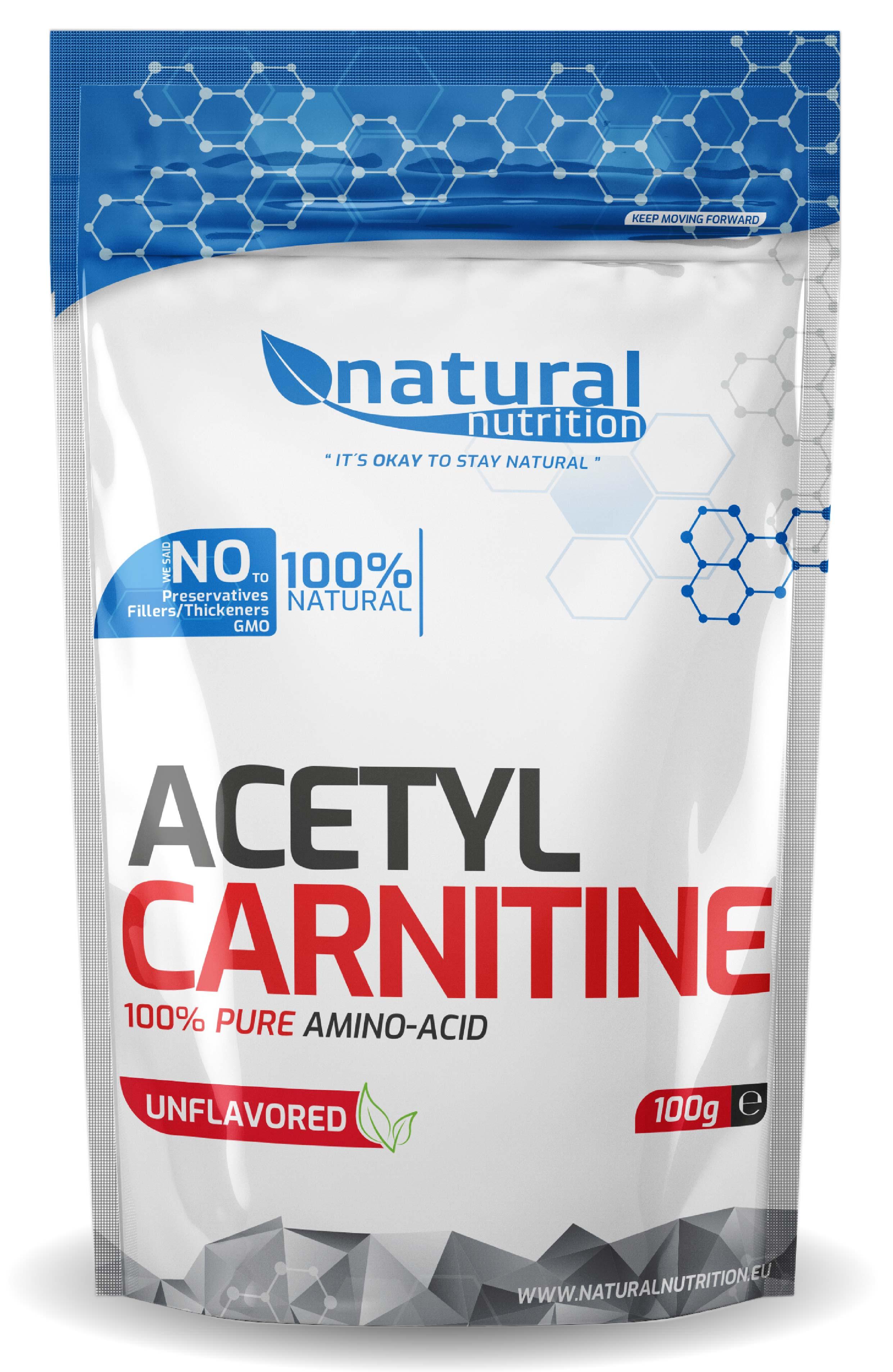 Acetyl L-Karnitín Natural 100g