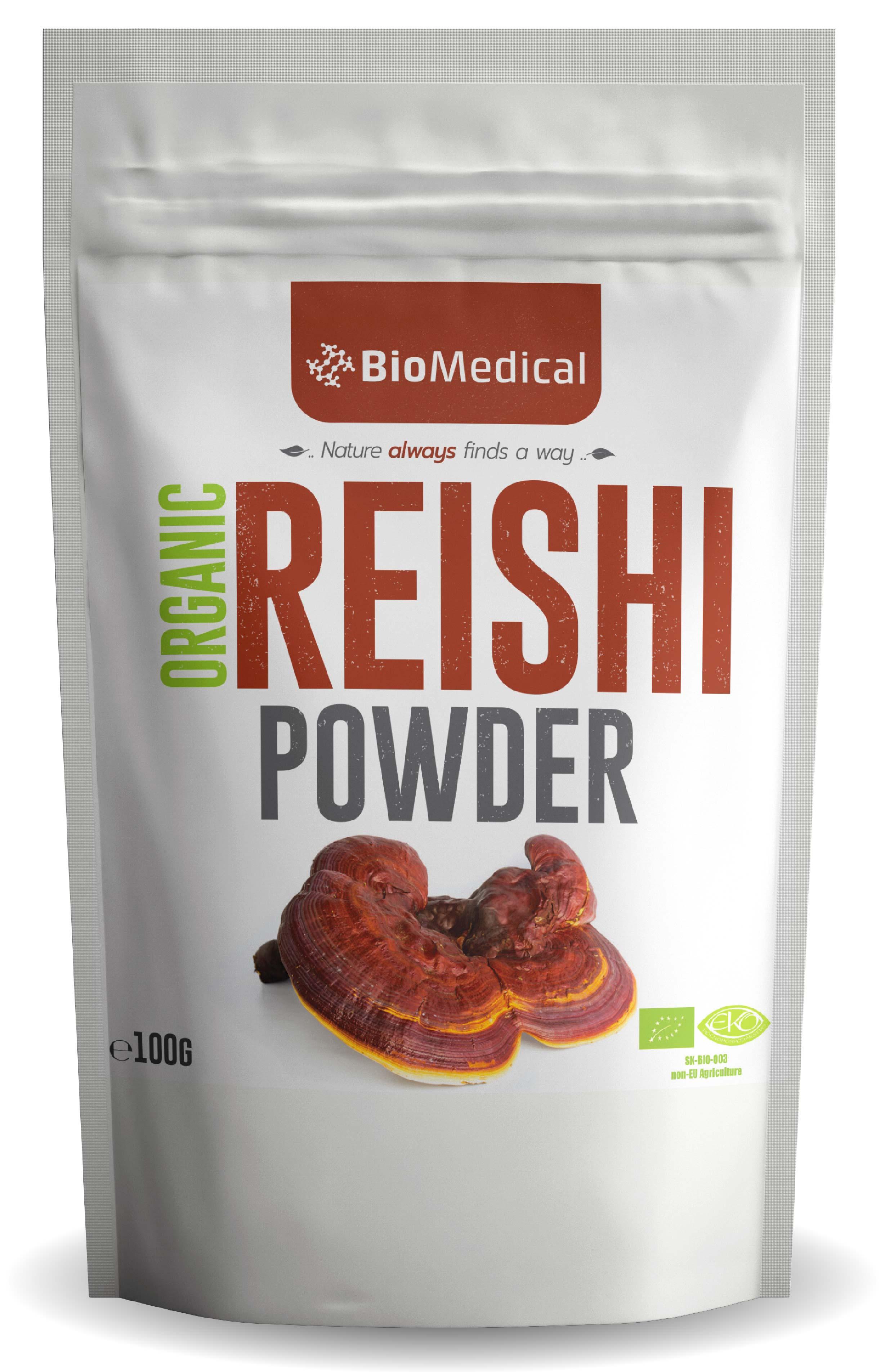 Bio Reishi Natural 100g