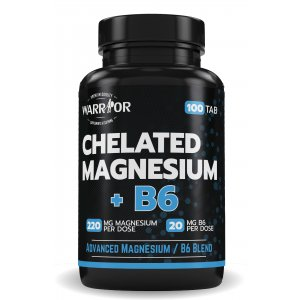 Chelated Magnesium+B6 tabletta