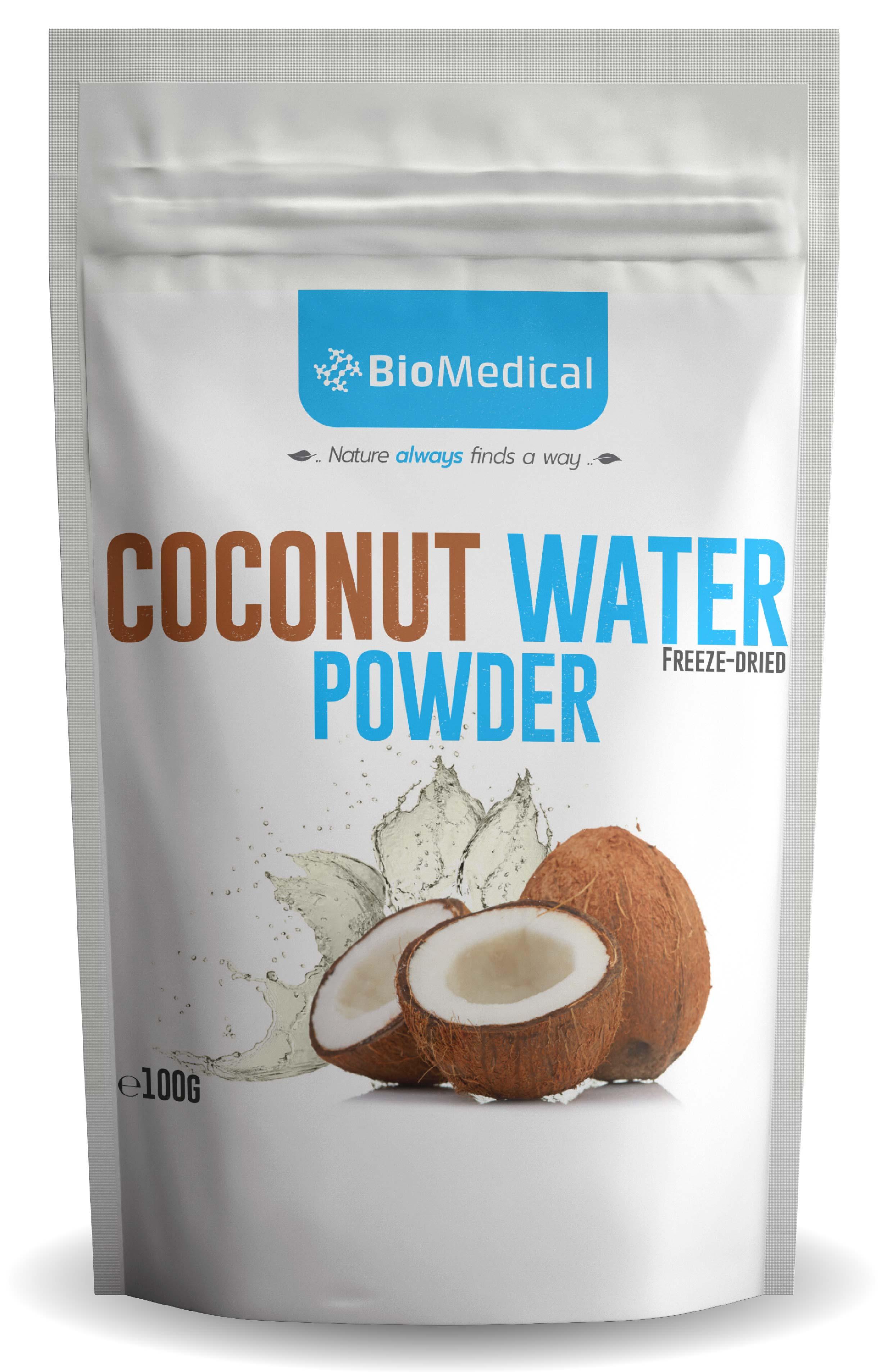 Coconut Water Powder – kokosová voda v prášku 100g