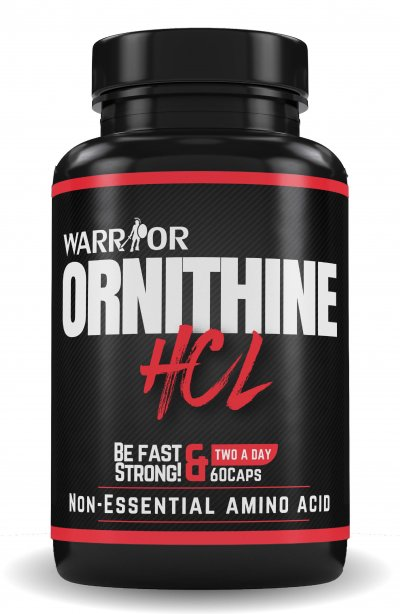L-Ornithine HCL (Hydrochloride) Capsules