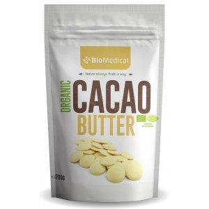 Bio kakaové máslo